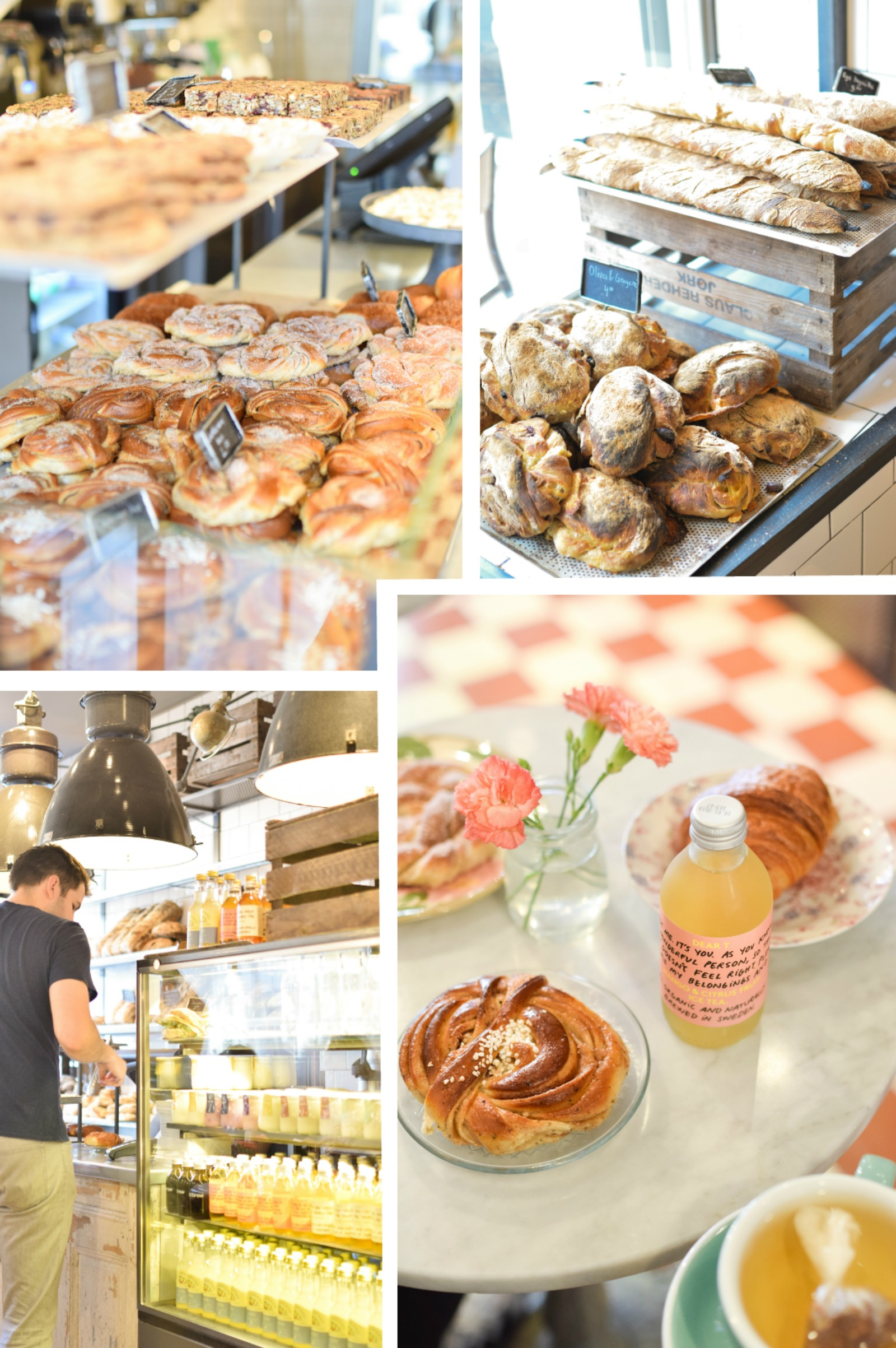 Fabrique bakery london