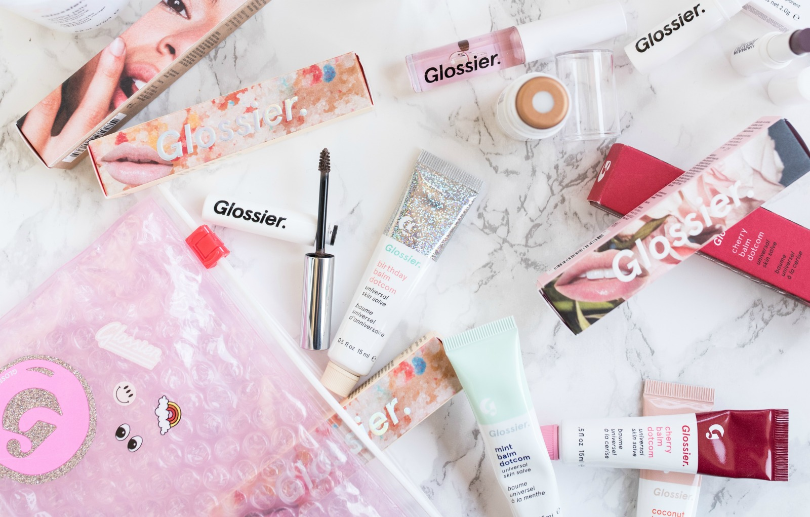 Glossier : Mes Favoris & Glossier Showroom